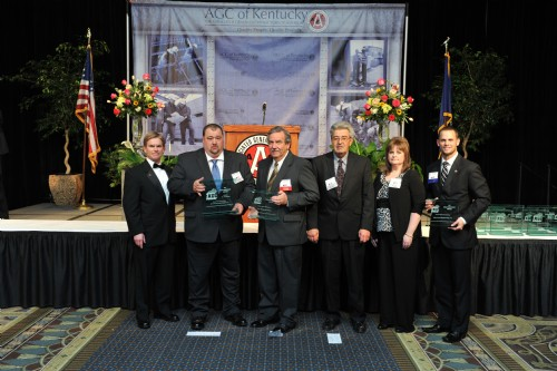 2012 Build Kentucky Award