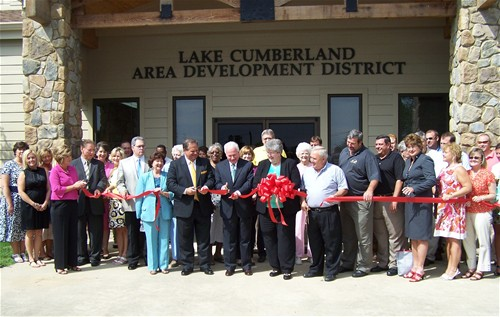 LCADD Ribbon Cutting