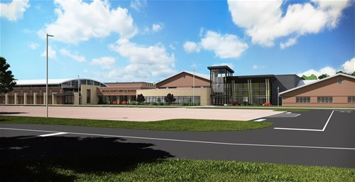 boyle county middle school rendering 1