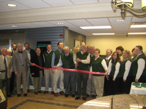 citizens bank ribbon cutting