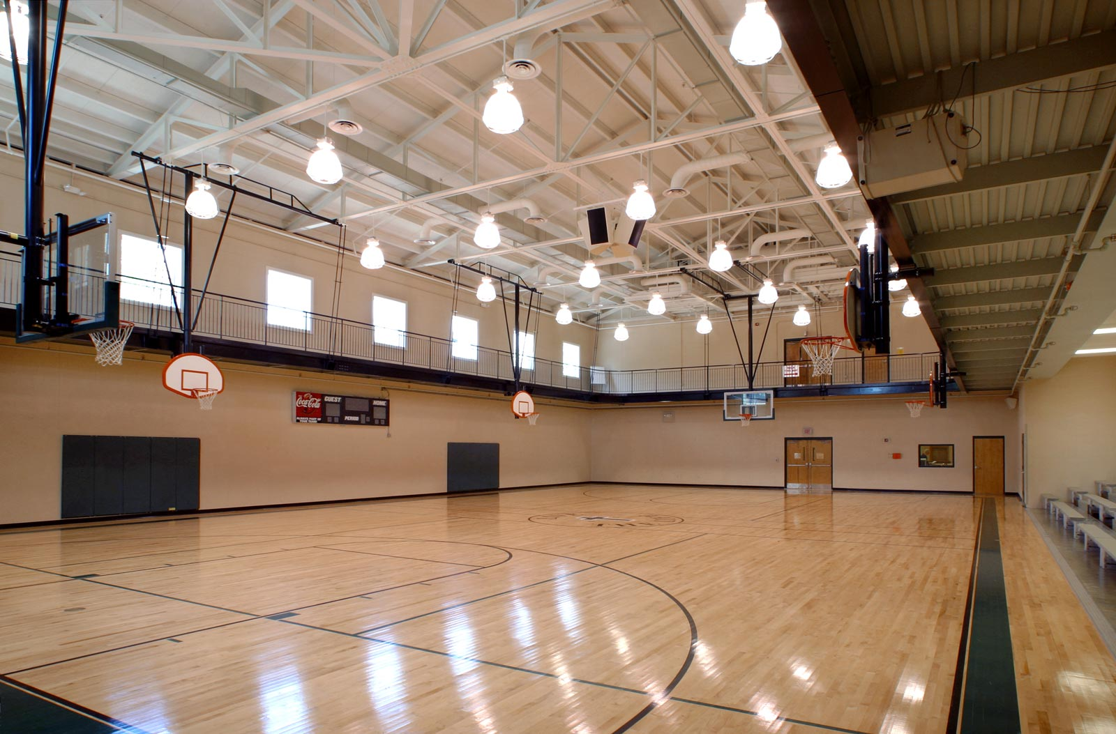 First Baptist Church Recreational Center